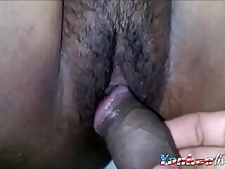 South Indian Pussy with cum