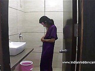 MMS Scandal Indian Bhabhi In Shower Naked