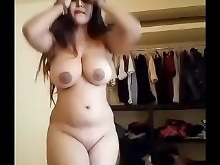 indian prima ballerina stripping naked