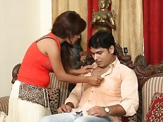 Horny Indian Dwelling-place wife fucked