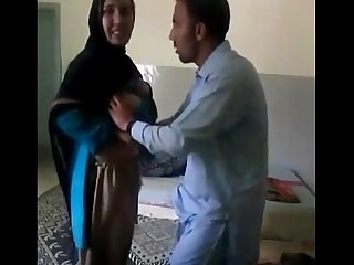 Pakistani Bhavi And Neighour Quick Masti in nook  Wowmoyback