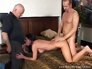 Wifey Swings Again Different Cock